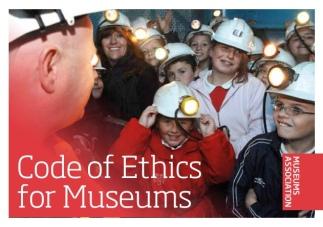 MA Code of Ethics
