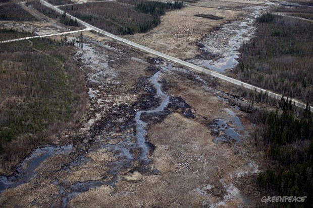 Rosneft Oil Spill, Russia