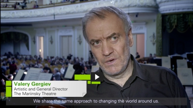Gergiev in BP Promo
