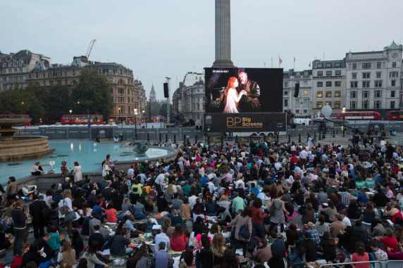 Trafalgar-Square-BP Big Screen